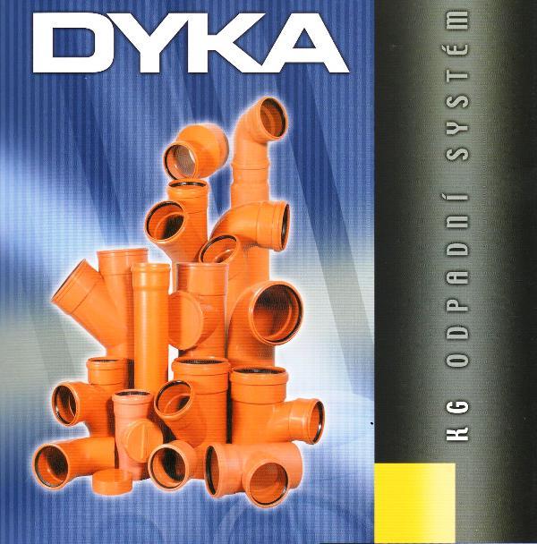 Potrubí a tvarovky